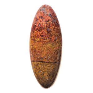 Cab1343 - Bloody Basin Agate Cabochon