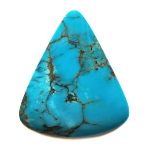 Cab186 - Chinese Turquoise Cabochon