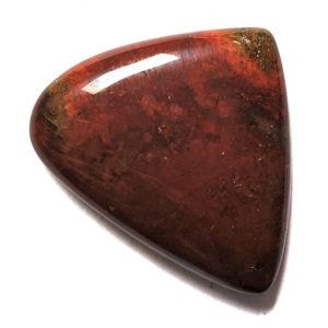 Cab470 - Red Moss Agate