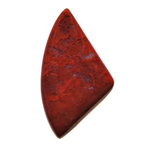 Cab560 - Red Moss Agate Cabochon