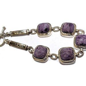 Charoite Bracelet 17