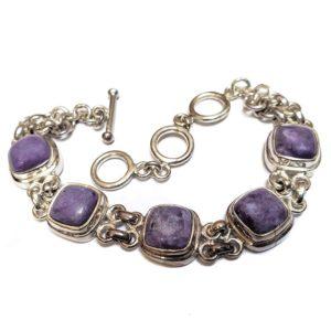 Charoite Bracelet 23