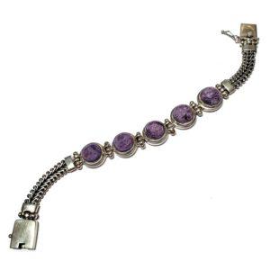 Charoite Bracelet 32