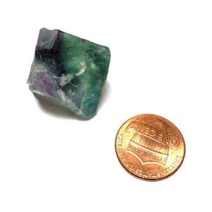 Fluorite Cube #14