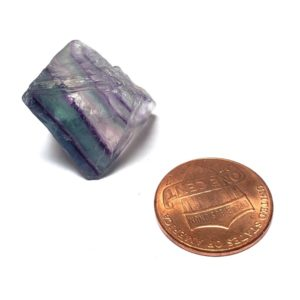 Fluorite Cube #15