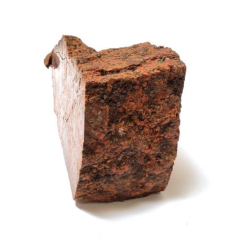 Kingstonite Native Copper in Rhyolite Rough #5