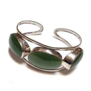 Nephrite Jade Bracelets