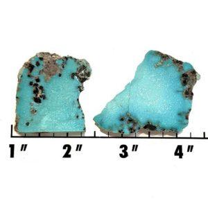Slab1080 - Sonoran Blue Turquoise slab