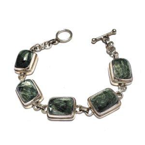 Seraphinite Bracelet 10