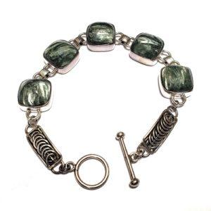 Seraphinite Bracelet 14