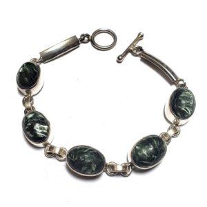 Seraphinite Bracelet 16