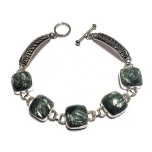 Seraphinite Bracelet 18