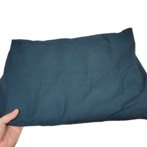 Shungite Pillow with Cover, Large