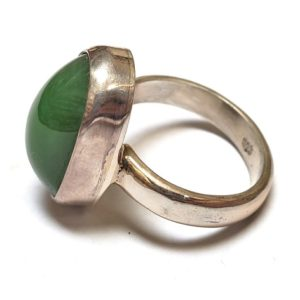 Cat's Eye Ring #12