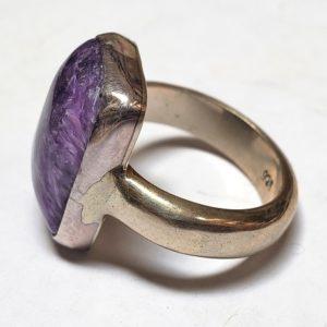 Charoite Ring #1