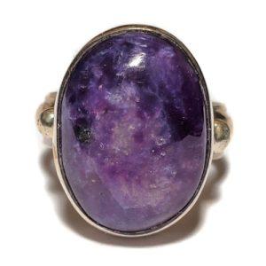 Charoite Ring #16