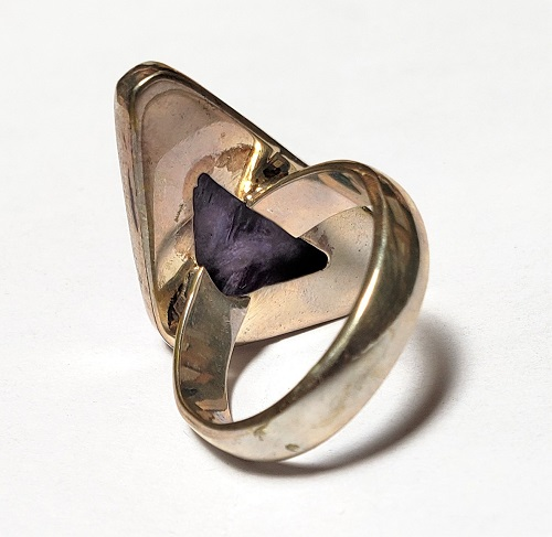 Charoite Ring #17