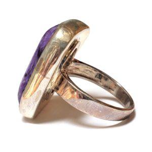 Charoite Ring #4