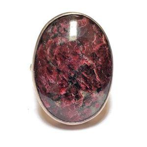 Eudialite Ring #10