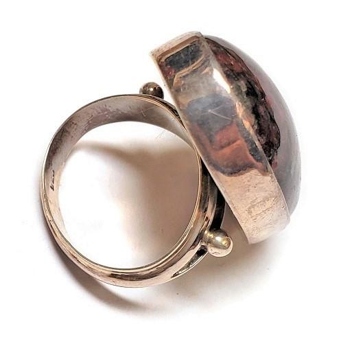 Eudialite Ring #2