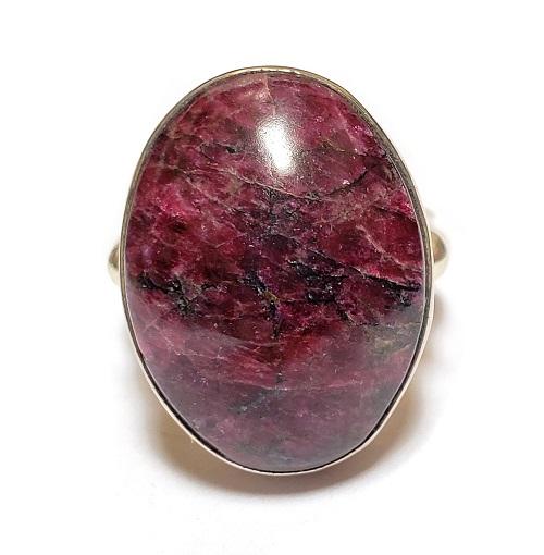Eudialite Ring #5