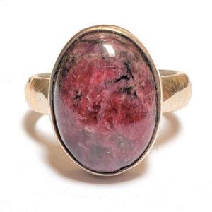 Eudialite Ring #7
