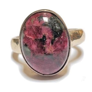 Eudialite Ring #8