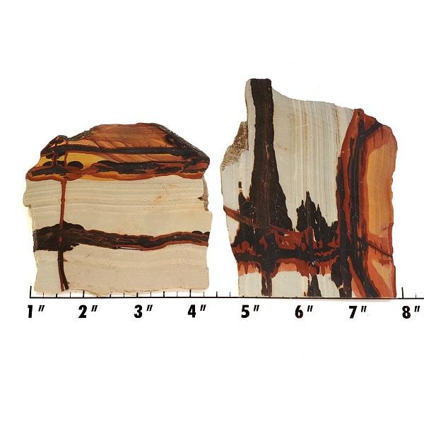 Slab325 - Indian Paint Rock