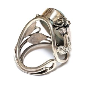 Larimar Ring #13