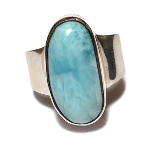 Larimar Ring #4
