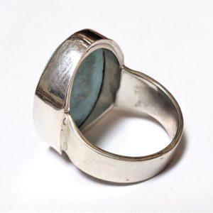 Larimar Ring #5