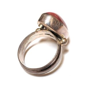 Rhodonite Ring #1