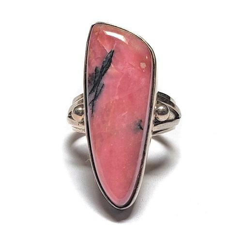 Rhodonite Ring #10