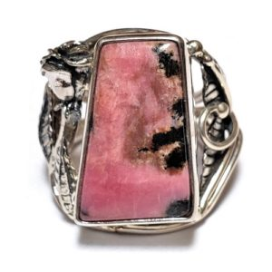 Rhodonite Ring #12