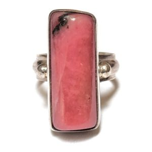 Rhodonite Ring #2