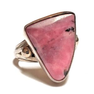 Rhodonite Ring #4