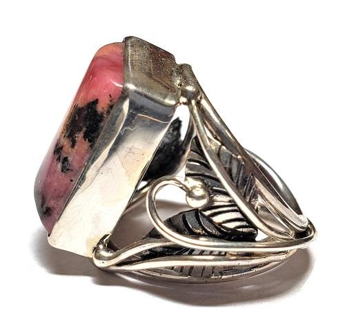Rhodonite Ring #5