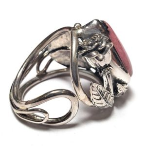 Rhodonite Ring #7
