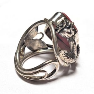 Rhodonite Ring #8