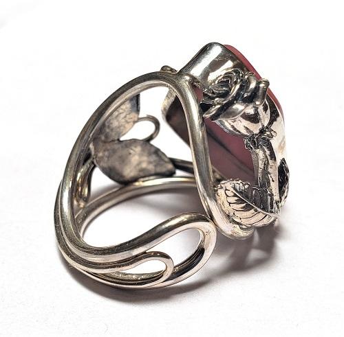 Rhodonite Ring #8