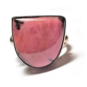 Rhodonite Ring #9