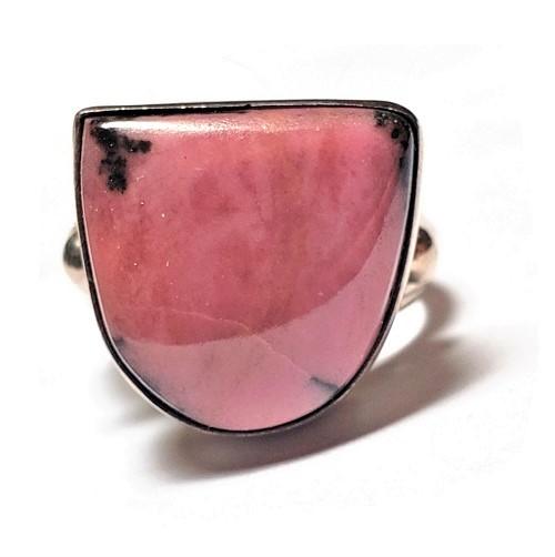 Rhodonite Ring #9
