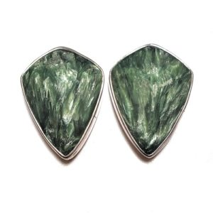 Seraphinite Post Earrings 6