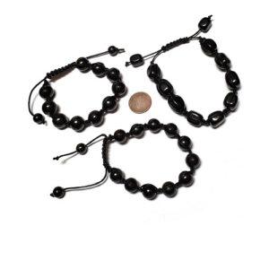 Shungite Bracelet Shambala