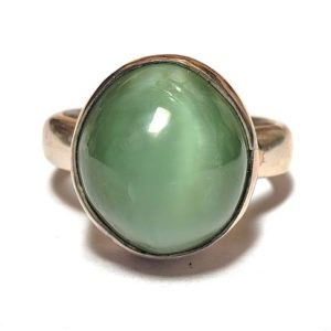 cat's eye ring 11