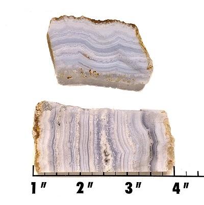Slab119 - Blue Lace Agate slabs