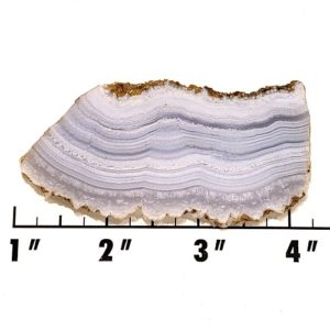 Slab1578 - Blue Lace Agate slab