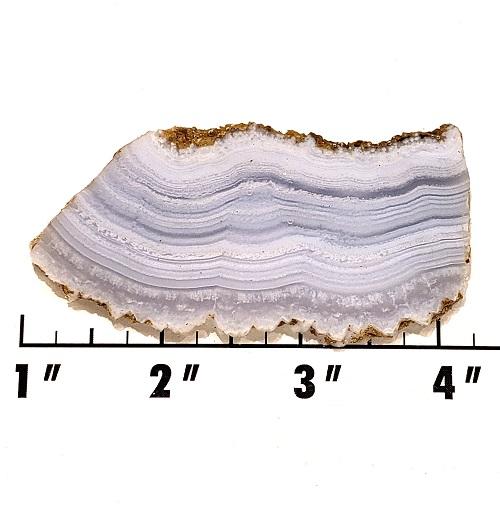 Slab1578 - Blue Lace Agate slab