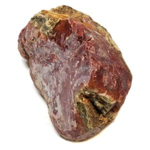 Red Bloody Basin Agate Rough #4