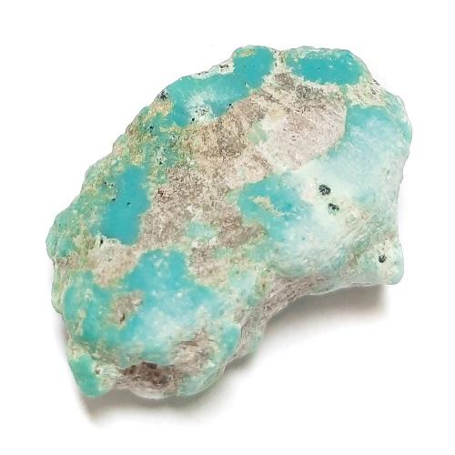 Blue Ice Turquoise Rough #10